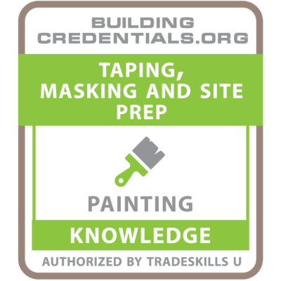 TSU Painting Taping Masking and Site Prep-Knowledge-01